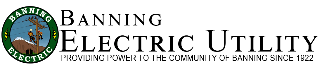 banning Electric Banner